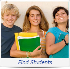 find students looking for tutors